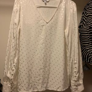 Soft White Blouse. Worn once